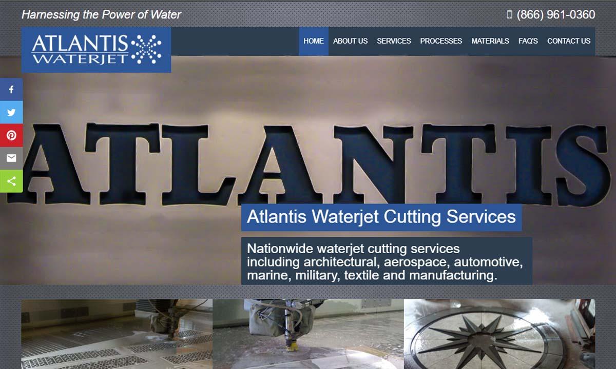 Atlantis Waterjet Services, LLC