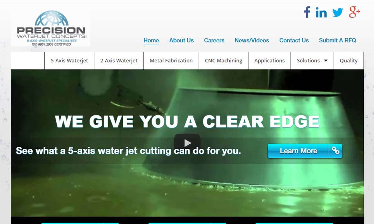 Water Jet Cutting Companies | Water Jet Cutting Services