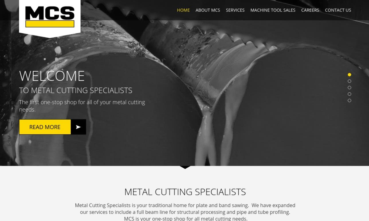 Metal Cutting Specialists