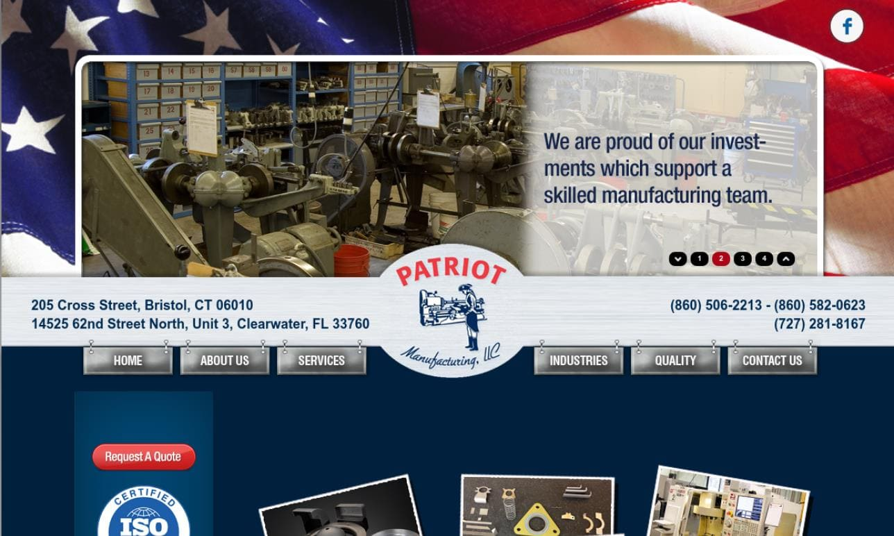 Patriot Manufacturing, LLC