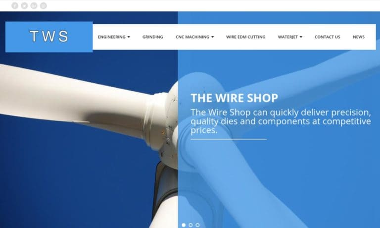 The Wire Shop, Inc.