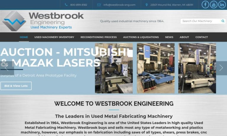 Westbrook Engineering Co., Inc.