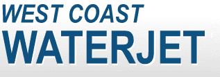 West Coast Waterjet Logo
