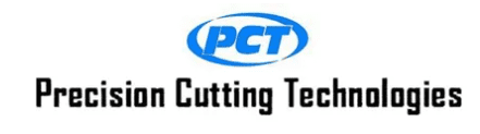 Precision Cutting Technologies Logo