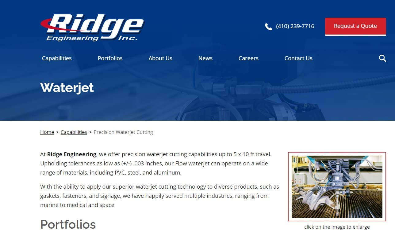 Ridge Engineering, Inc.